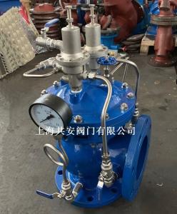 EG5001国产水锤水击泄放阀