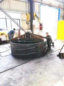 供應旋挖鉆機配件 筒鉆旋挖鉆頭取芯筒鉆嵌巖筒鉆旋挖配件鉆斗截齒可定制